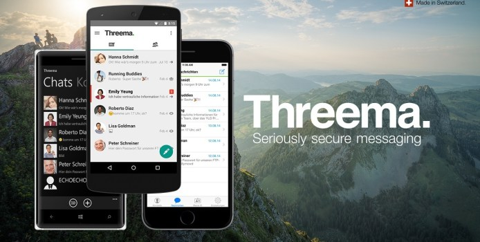 Messenger Threema erhält neue Funktionen & optische Anpassungen