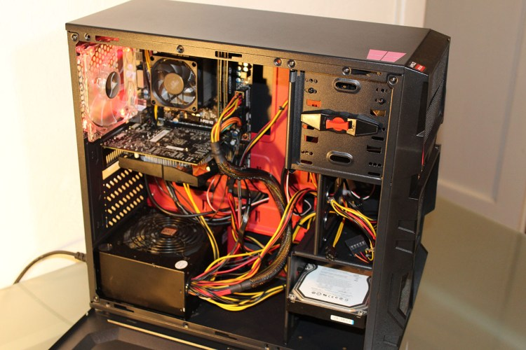 Project Valenwood 400 Euro Gaming PC Hardware