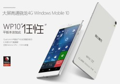 Cube WP10 Windows 10 Mobile Smartphone