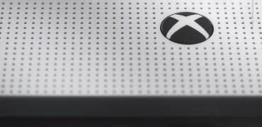 Xbox One S Design Xbox Logo