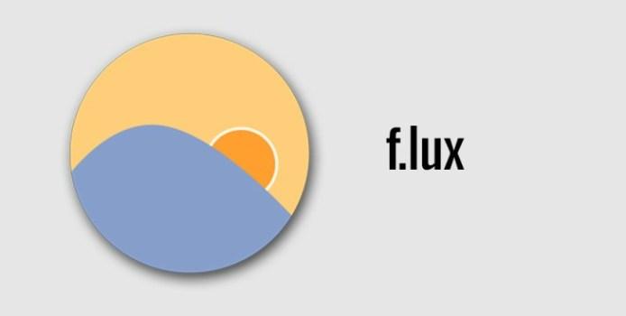 f.lux könnte im Windows Store erscheinen