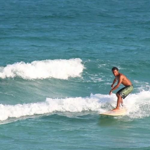 surfing in la union by kara santos