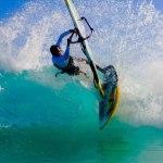 Brian Talma de Action Man rip off a lip in Barbados