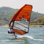 Shinya Kunieda JPN22 during another raceless day
