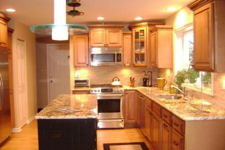 kitchen makeover ideas | windycity construction & design