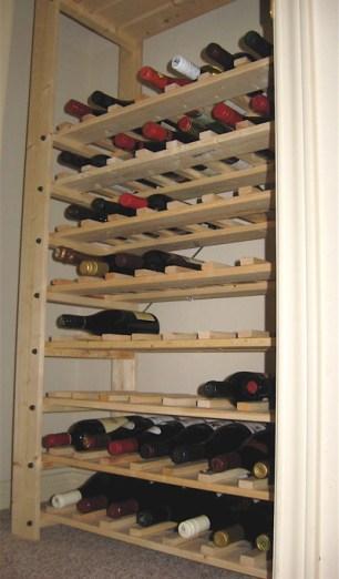 Fancy cellar