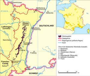 Weinbaugebiete-frankreich-elsass_Quelle wikipedia
