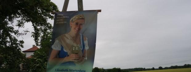 Saale Unstrut Weinkönigin