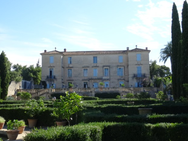 Chateau de Flaugergues in Montpellier
