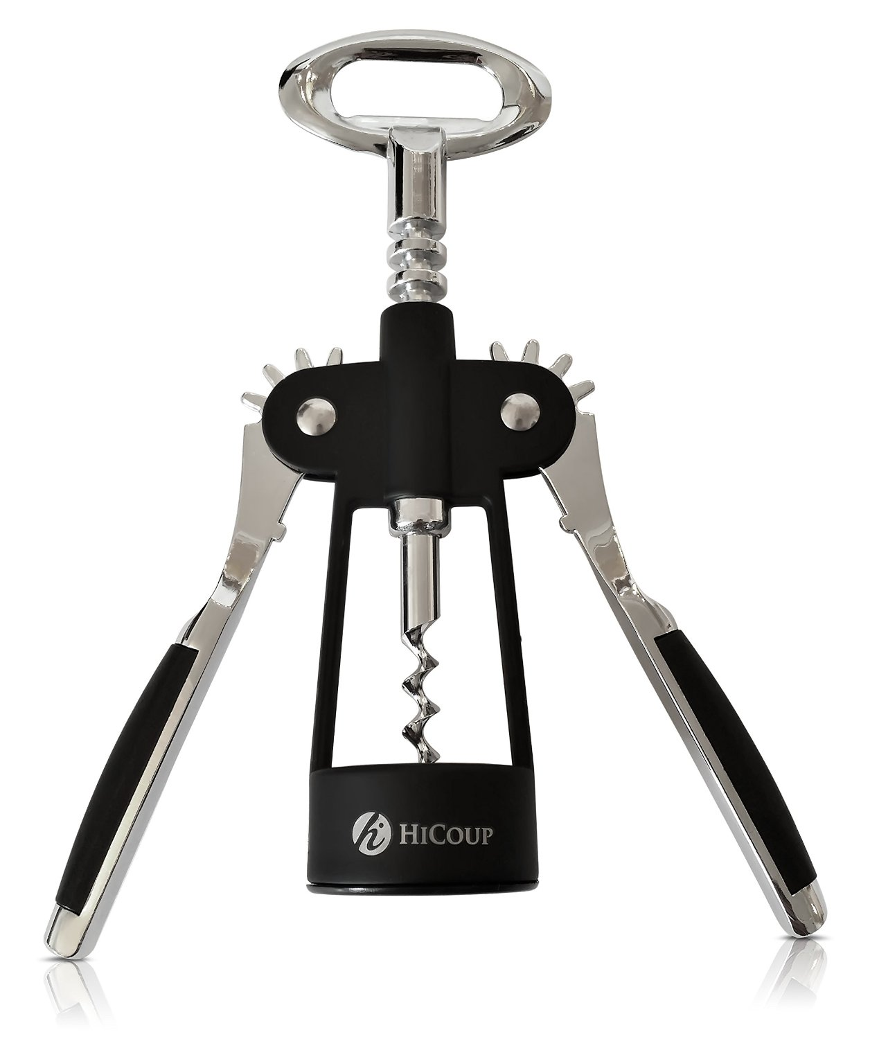 hicoup waiter 39 s friend corkscrew wine bottle openers. Black Bedroom Furniture Sets. Home Design Ideas