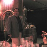 ABCs of Wine Dinner with Evan Goldstein Dinner at City Winery, Wine Casual