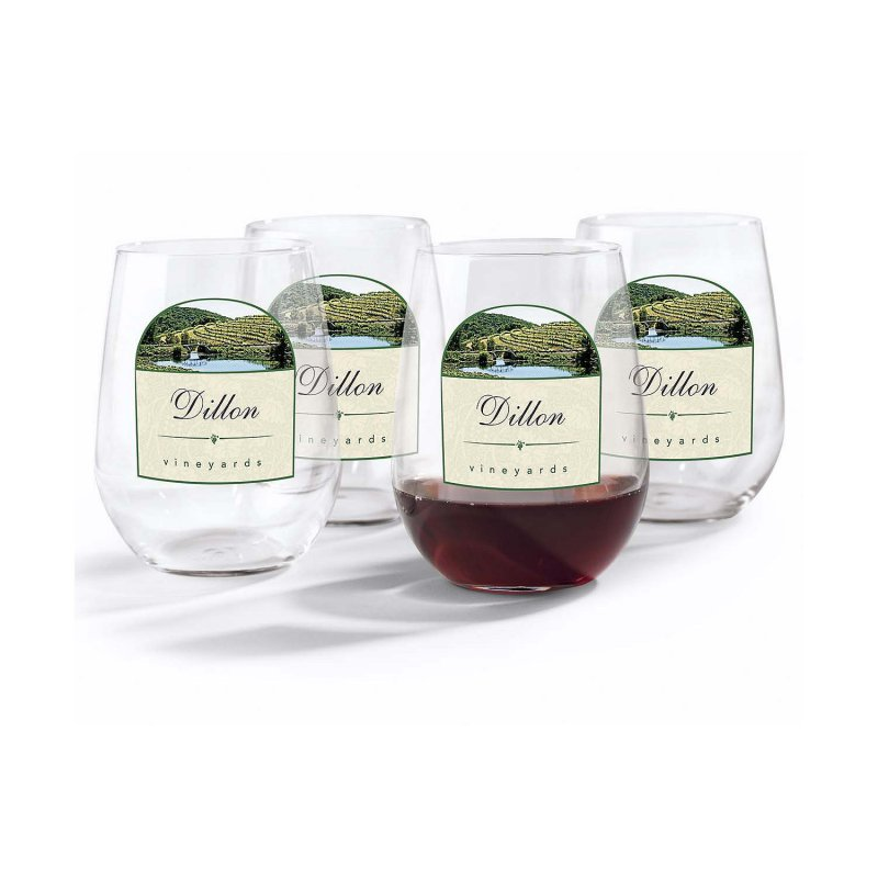 Large Of Personalized Stemless Wine Glasses