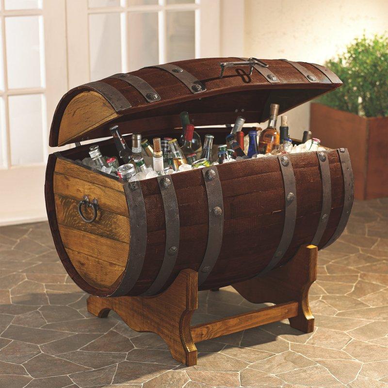 Large Of Wine Barrel Furniture