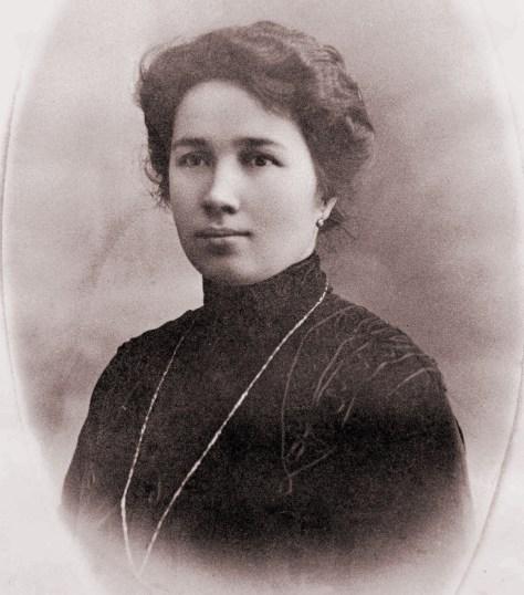 """Clotilde """"Tilde"""" Raimondo, matriarch of the Monchiero family."""