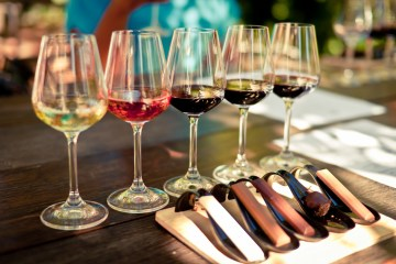 A chocolate and wine pairing at Lanzerac Wine Estate, Stellenbosch, South Africa Flickr User https://www.flickr.com/photos/i_am_fry/