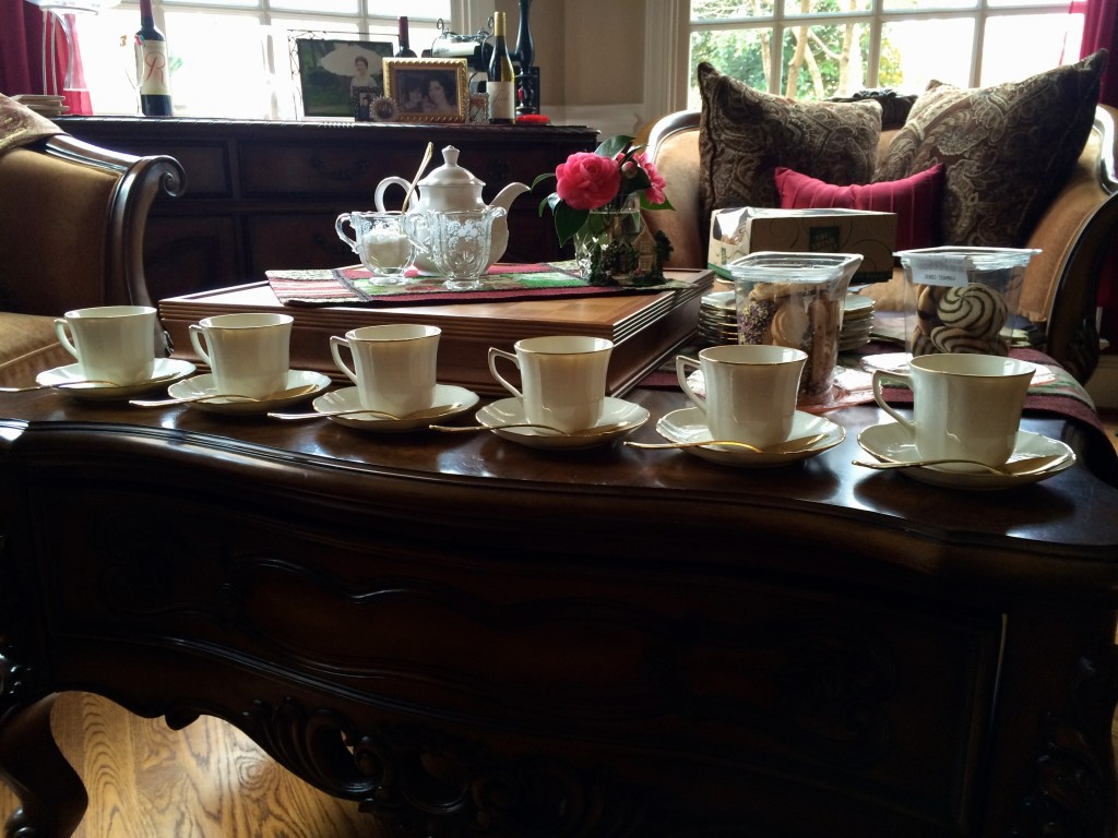 The downton abbey tea party wine glitz the hats of downton with them i also let them know i planned to wear a big spring inspired hat fortunately i have adventurous friends who like to play monicamarmolfo Image collections