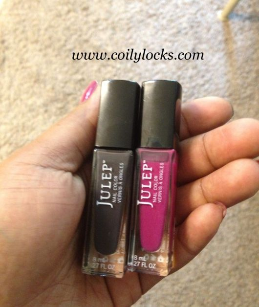 Manicure Monday August Julep It Girl 3
