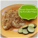 Wasabi-ginger-chip-tilapia