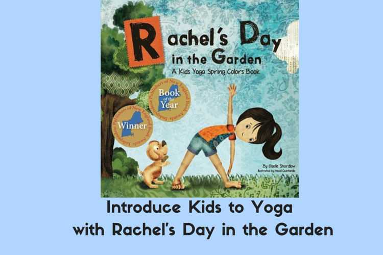 Introducing Yoga to Kids with Rachel's Day in the Garden