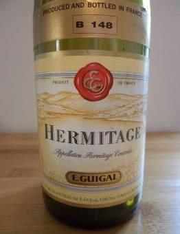 Guigal Hermitage 1997 vs. Clos Mogador 1994