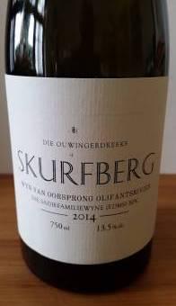 The Old Vine Series Skurfberg 2014
