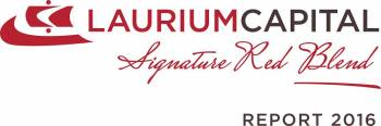 Laurium Capital Signature Red Blend Report 2016: Call for entries