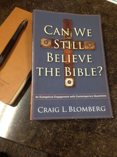 Blomberg-CanWeTrustBible