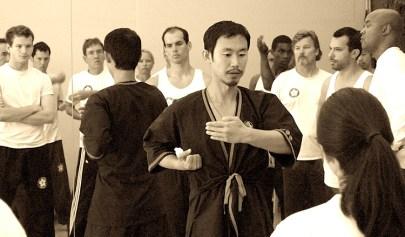 Sihing Paul Wang WingChun Teacher
