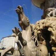 Brunnen in Salzburg
