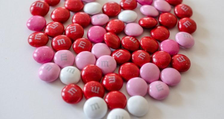 M&M Valentines