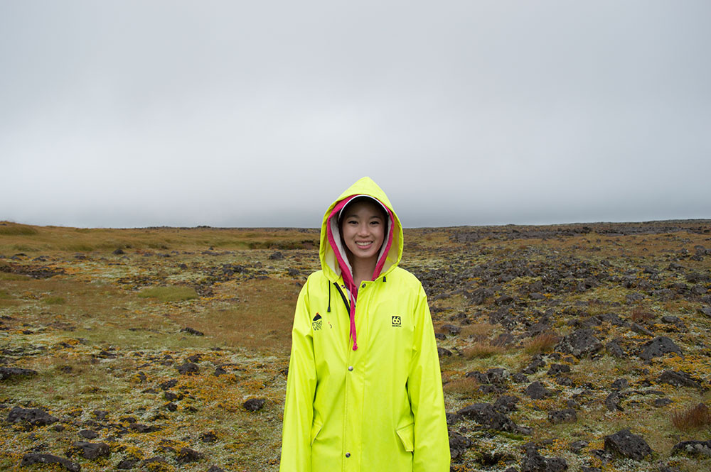 iceland-inside-the-volcano-yellow-coat