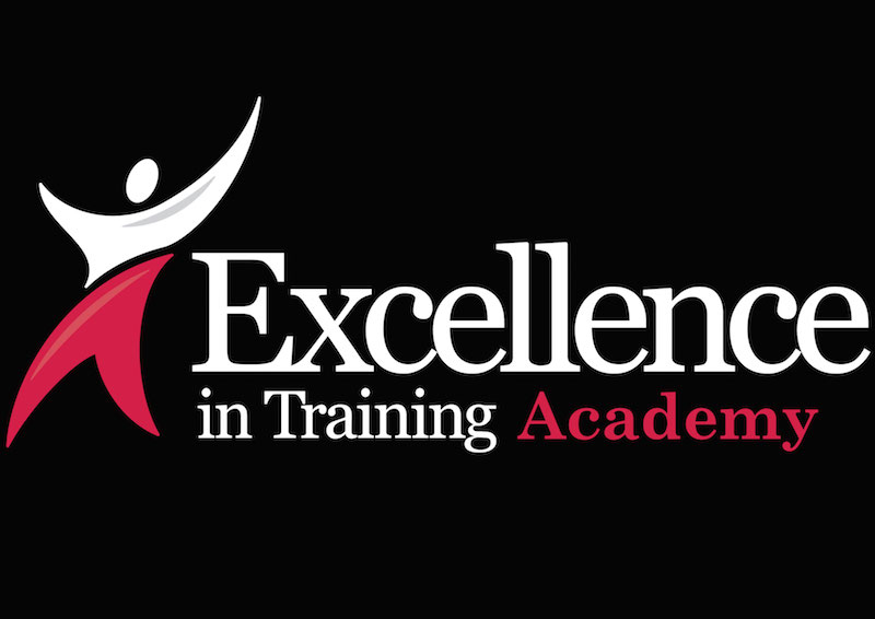 EXCELLENCE in Training Academy Black Small version