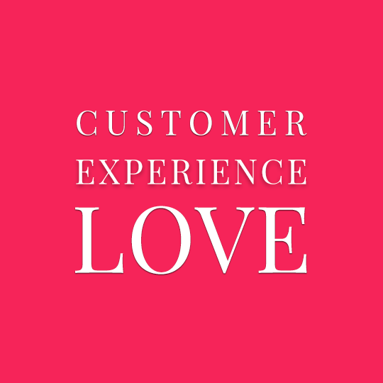 Customer Experience Love