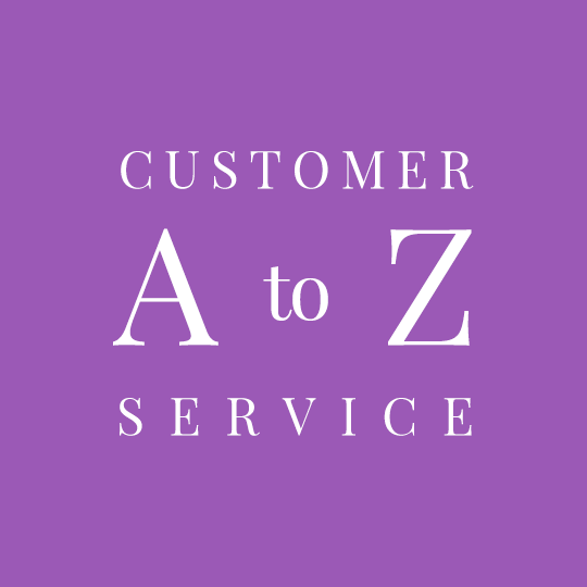 Customer Service A to Z