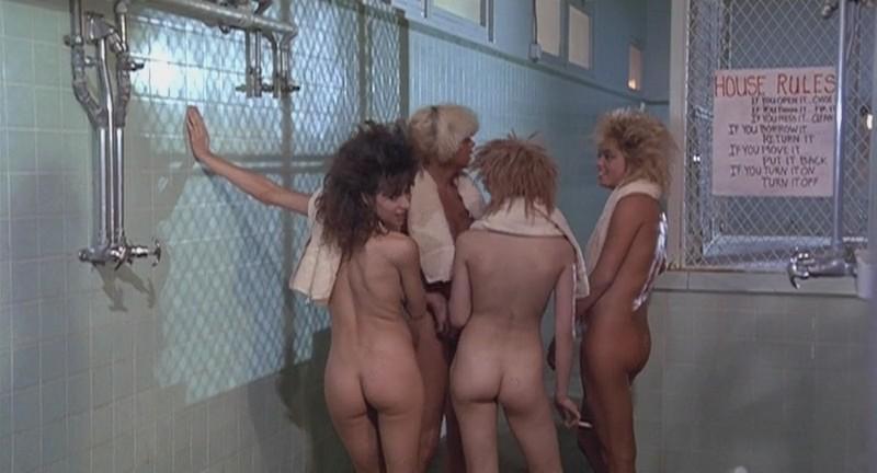 nude girl schower school