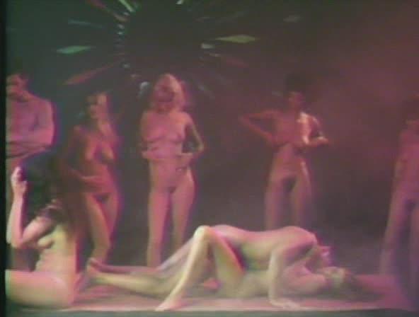 satanic rituals nude