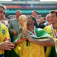 W/Cup Memories: Branco's Brazil, bald English success and an Italian dream