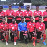 T&T U-17s in must-win situation against high scoring St Lucia