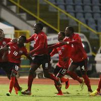 Jabari gets the job done; T&T U20s edge Suriname 2-1