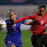 Nearer to history: T&T women relieved by Haiti win