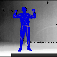 Kinect Biomechanics: Part 1