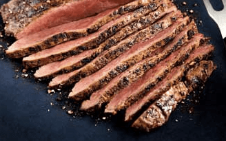 Sliced Flank Steak