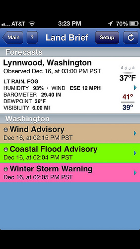 weather alert usa