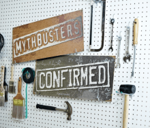 Mythbusters @ Discovery.com store