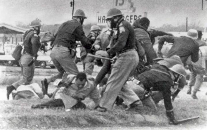 Selma beating 1965