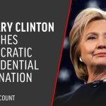 AP Tweets Clinton has the nomination