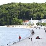 hv am Strand von Binz