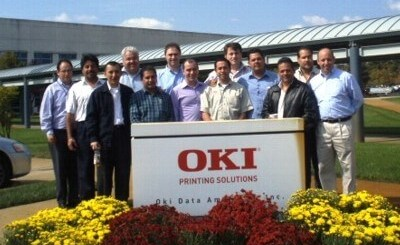 OKI Mt. Laurel HQ
