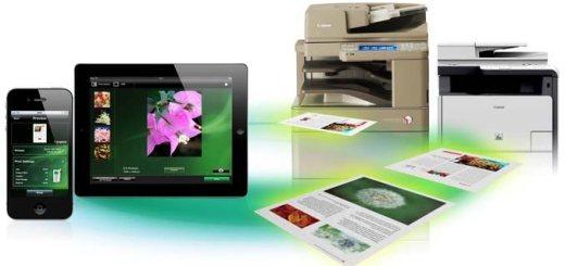 Mobile Printing App