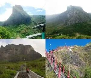 wisata gunung kelud puncak anak